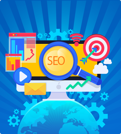 SEO-Search Engine Optimization