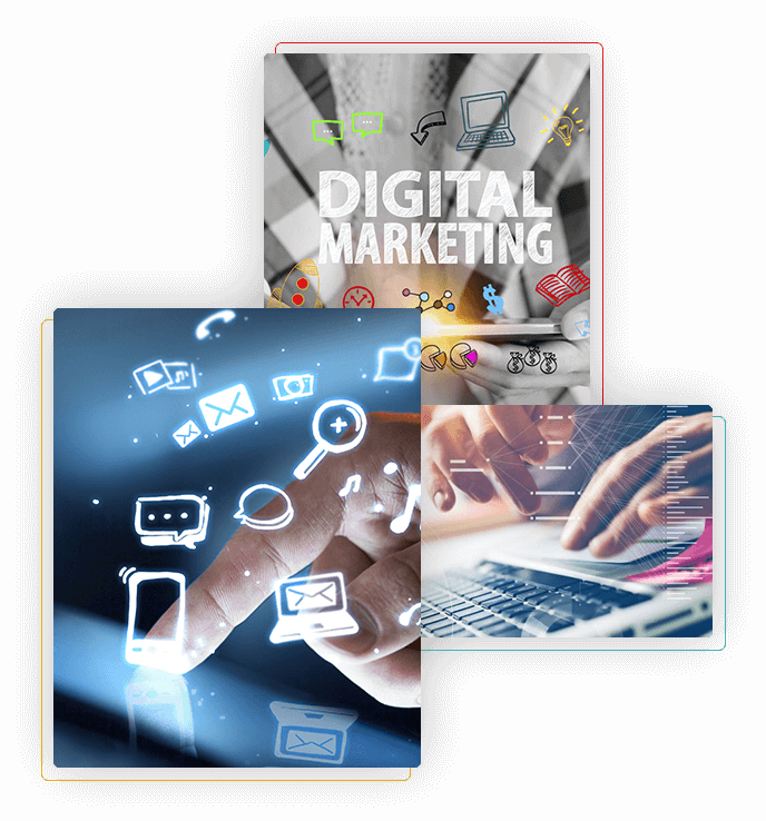 Digital Marketing,Social Medial Marketing,PPC, SEO